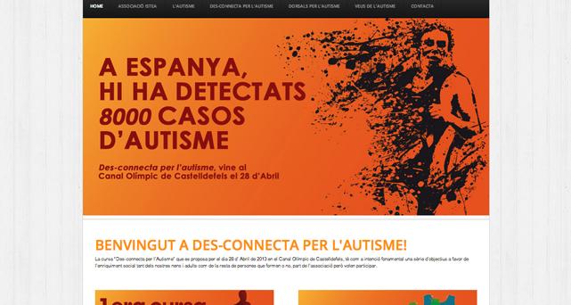 Associació ISTEA Cursa Autisme Proyecto TreeHouseBCN Carles Gili