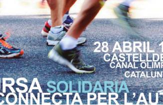 Cursa Solidaria Autisme Castelldefells Carles Gili