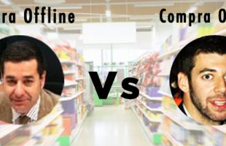 Carles Gili Supermercados Onlins Vs Supermercados Offline