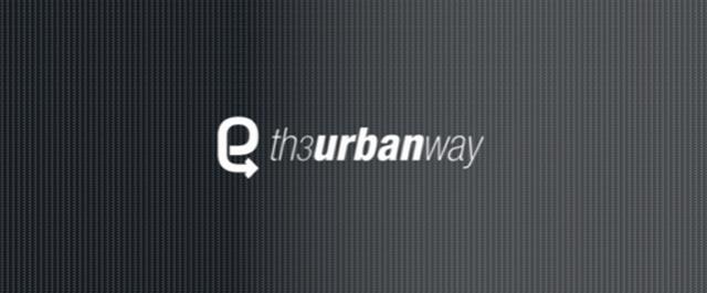 The Th3 Urbanway Logo Proyecto Posicionamiento Web SEO Carles Gili