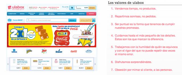 Supermercado Online Ulabox Carles Gili