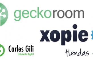 XOPIE y Geckoroom Partners y Colaborades de Carles Gili para proyectos web