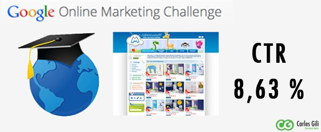 Google Online Marketing Challenge Campeonato AdWords