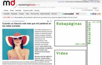 Soporte Publicitario Marketing Directo y sus formatos de banners