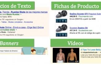 4 formatos convenciones Google AdWrods