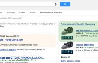 Google Shooping NO va por Keywords piscineando
