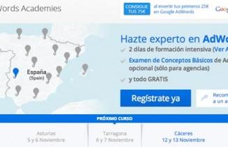 Google Academies Tarragon Barcelona y España